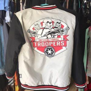 EUC Star Wars size 9-10 Jacket